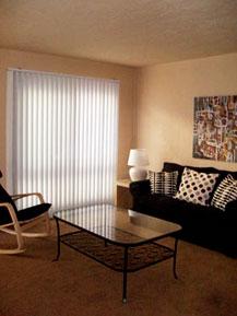 LCDM Furnished Living Room