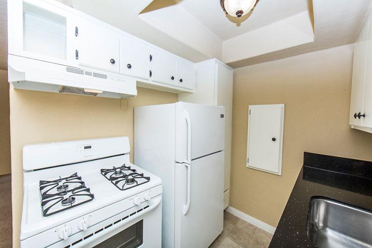 Designer Kitchen in Penthouse